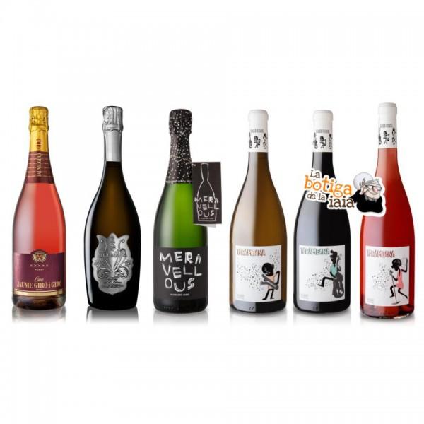 Lot de vins i caves Jaume Giró i Giró