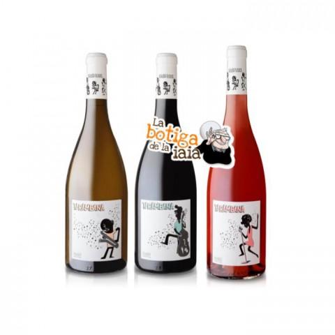 Lot 6 vins ecològics