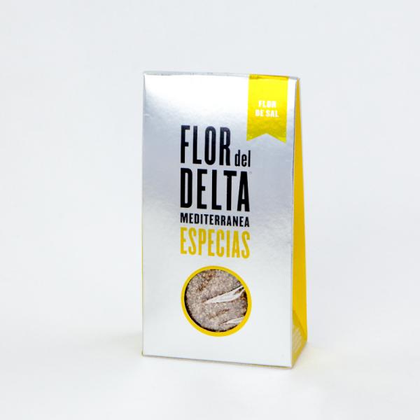 flor de sal del Delta espècies