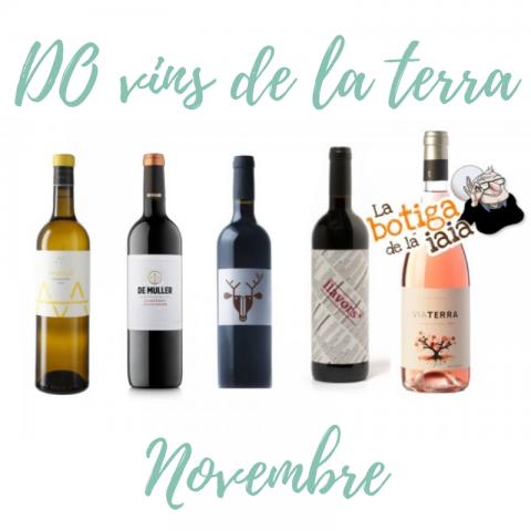 do vins de la terra novembre