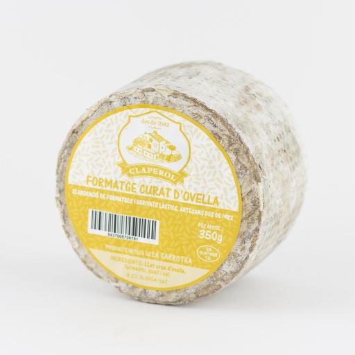 formatge curat d'ovella