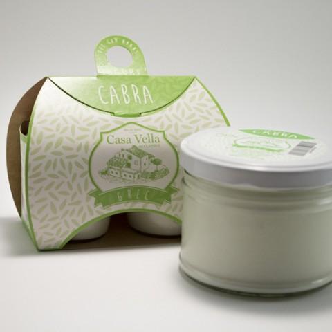 iogurt grec de cabra