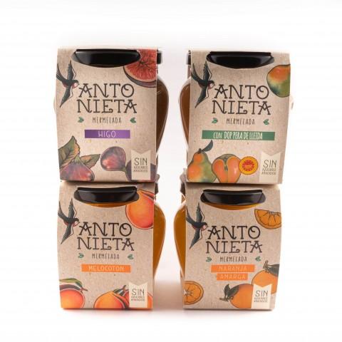 Melmelada taronja Antonieta