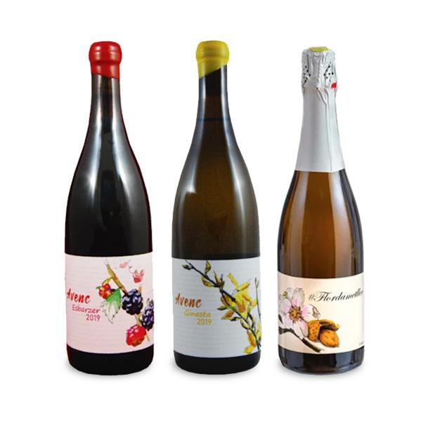 Lot de vins Avenc del Garraf